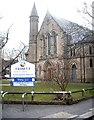 NZ2467 : Trinity Church, Gosforth by Stanley Howe
