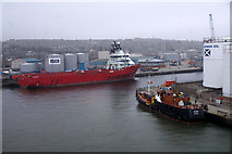 NJ9505 : Sauria at Point Law, Aberdeen by Mike Pennington