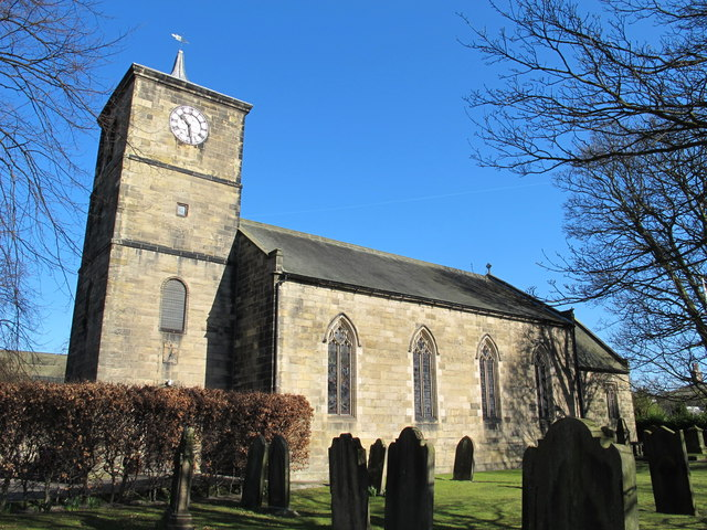 St Cuthbert's Church, Haydon Bridge