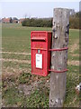TM2994 : Norwich Road Postbox by Adrian Cable