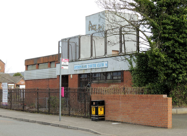 Former Sydenham Youth Club, Belfast (2013-1)