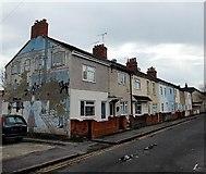 SU1585 : Alexandra Road, Swindon by Jaggery