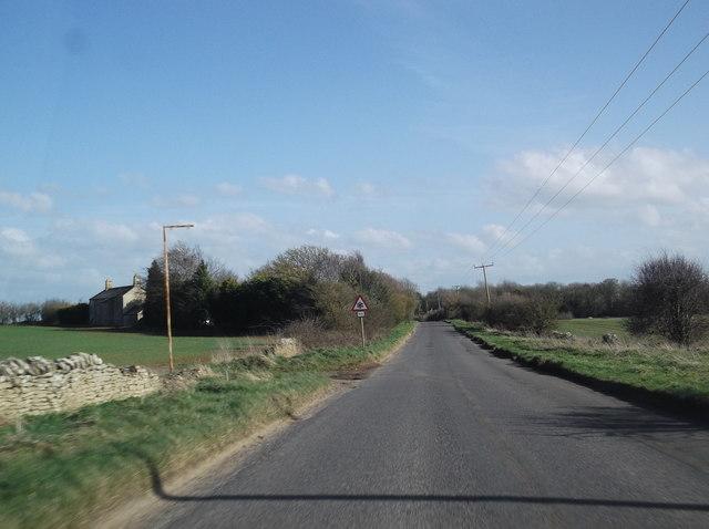 Road to Brize Norton