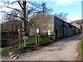SK1085 : Upper Booth Farm by Graham Hogg