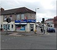 SU1585 : Abby's Food & Wine Store, Swindon by Jaggery