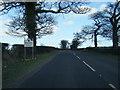 SJ7866 : A54 at Brereton village boundary by Colin Pyle
