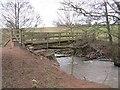 SO5184 : Bridge over the Corve by Richard Webb