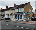 SU1585 : Swindon Launderette, Swindon by Jaggery