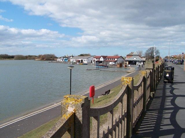 Fairhaven Lake Fence, Fairhaven, Lytham St Annes