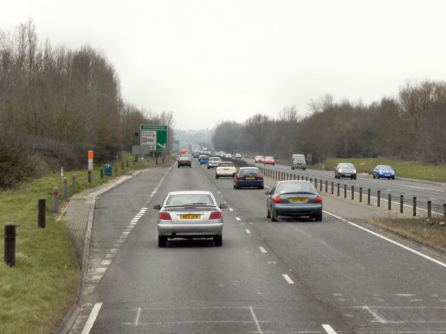 A419 layby