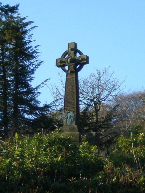 Tytler Monument on south slopes of Pentland Hill