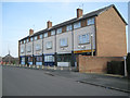 SP0565 : Shops, Dowler's Hill Crescent, Greenlands, Redditch by Robin Stott