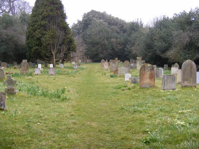 St.James's Church Graveyard