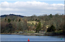NS3882 : Balloch Castle Country Park by Thomas Nugent
