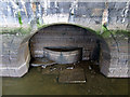 NS5864 : Blind arch under Central Station bridge by Thomas Nugent