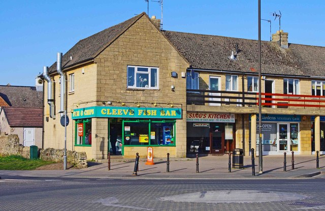 Three Shops In Church Road Bishop S 169 P L Chadwick