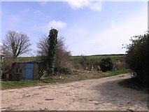 SX1553 : Polveithan Farm by Alex McGregor