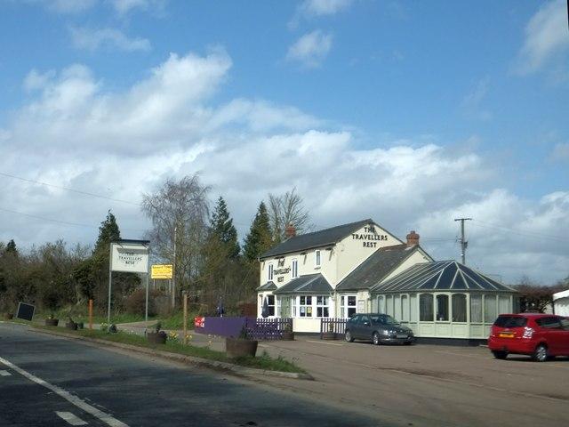 The Traveller's Rest inn
