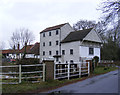 TG1208 : Marlingford Mill, Marlingford by Adrian Cable