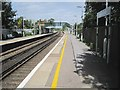 TQ2959 : Coulsdon South railway station, Greater London by Nigel Thompson