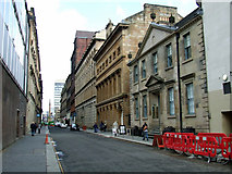 NS5965 : Miller Street by Thomas Nugent