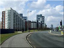 NS5566 : Castlebank Street by Thomas Nugent