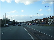 SJ8588 : Kingsway looking north by Colin Pyle