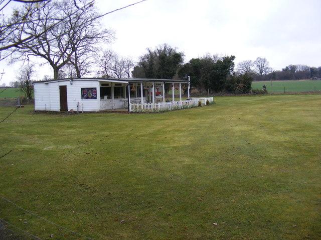 Marlingford Cricket Club Pavilion