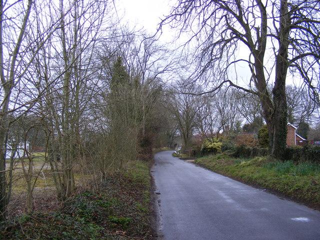 Mill Road, Marlingford