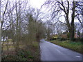 TG1208 : Mill Road, Marlingford by Adrian Cable
