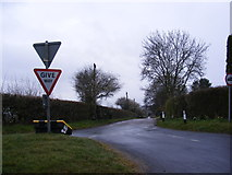TG1509 : Hart's Lane,Bawburgh by Geographer