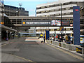 SJ8284 : Domestic Approach, Manchester Airport Terminal 3 by David Dixon