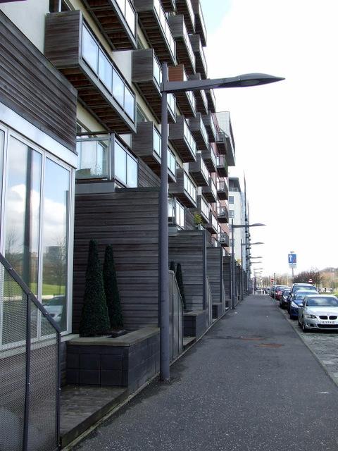 Glasgow Harbour Terrace