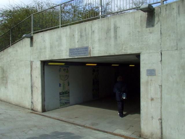 Meadow Road underpass