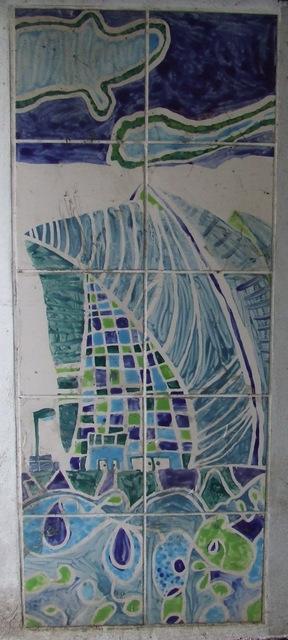 Meadow Road Underpass Tiles