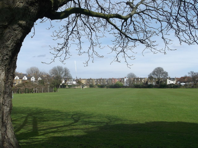 Homefield Recreation Ground, Chiswick