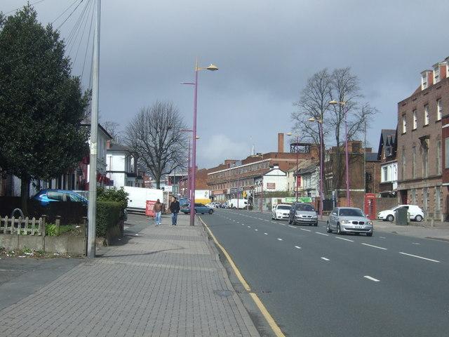 Soho Hill, Gib Heath