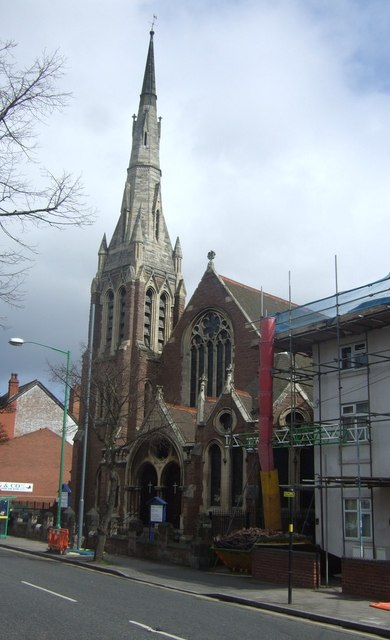 Hamstead Road Baptist Church