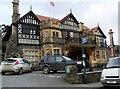 SS7149 : Lynton town hall by nick macneill