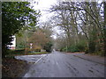 TG2702 : Long Road, Framingham Earl by Adrian Cable