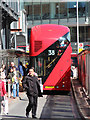 TQ2879 : New Routemaster at Terminus Place by Oast House Archive