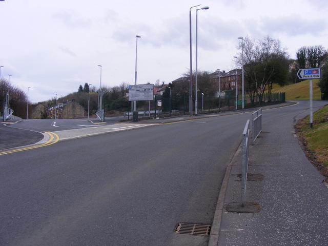 Highholm Avenue Park & Ride
