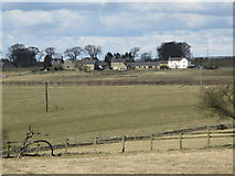 NZ0267 : Farmland south of Halton Shields by Mike Quinn