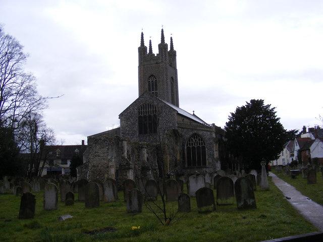 St. Mary's Church, Bungay