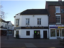 SK0418 : The Vaults, Rugeley by JThomas