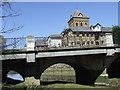 TM0025 : East Bridge, Colchester by Malc McDonald