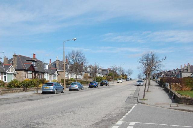 Hilton Drive, Aberdeen