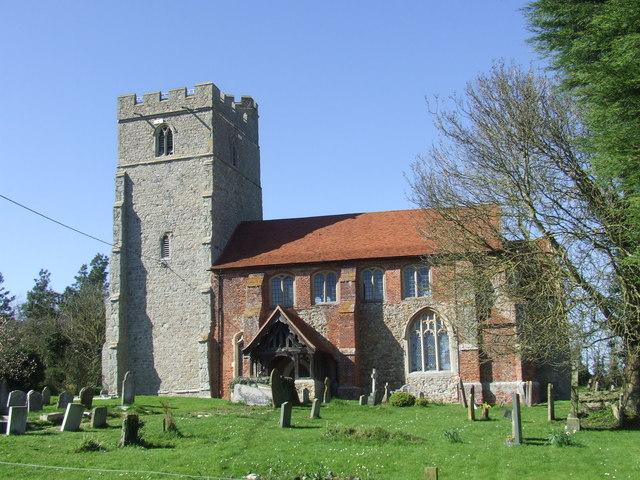 St. Mary's Church, Peldon
