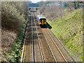 SJ5287 : Train Approaching by David Dixon
