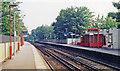 TQ3273 : West Dulwich station, 1991 by Ben Brooksbank